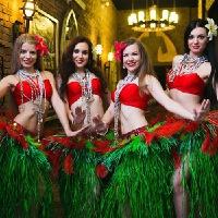 Сексуальные танцы таити