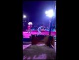 Цирк Шапито в Красноярске