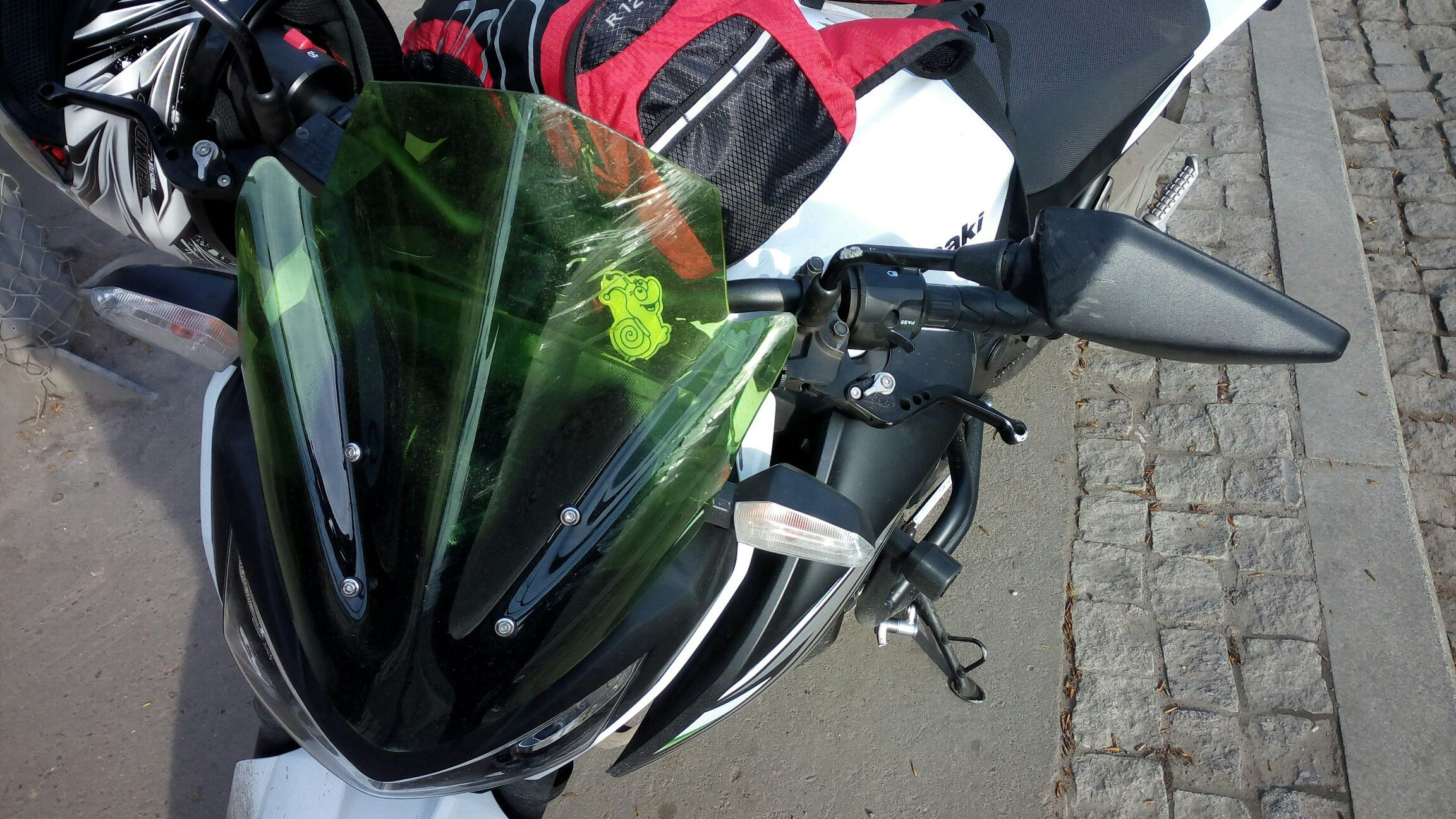 Блог им. capitainelesang: Безопасность: Мое первое падение