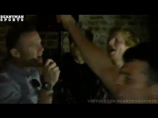 DRUNK Wayne Rooney Ed Sheeran Sing Angels In New York (Extended)
