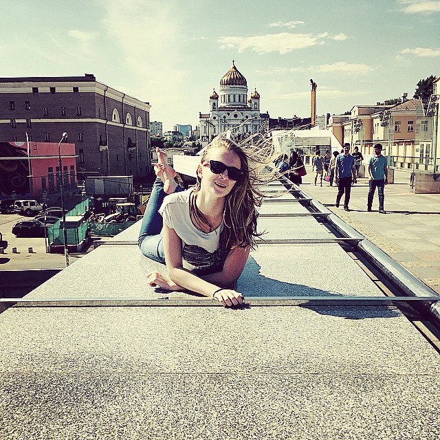 Маша Некрашевич | Москва