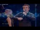 Eurovision 2009  Croatia - Igor Cukrov feat. Andrea - Lijepa Tena