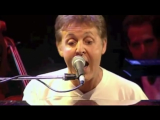 Hey Jude-Paul McCartney, Elton John, Eric Clapton, Sting, Phil Collins, Mark Knopfler, Beatles New