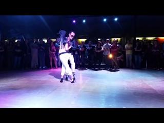 Кто-то еще не видел как они танцуют?! VersuS - Evolution (Evo-Kizomba Show) Кизомба