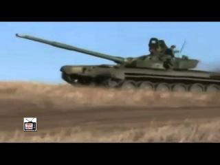 Форсаж на Танке - полицейский разворот на полной скорости огромного танка