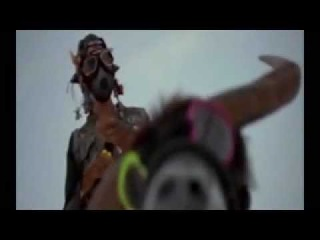 Tank Girl - Portishead - Roads - Crom's Apocalypse Cut