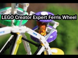 LEGO Ferris Wheel REVIEW: Creator Expert Set 10247 (Riesenrad)