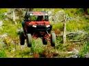 Багги Polaris - сумасшедшие лесные гонки! Полный улет, в прямом смысле!