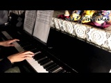 LE FRUIT DE LA GRISAIA(グリザイアの果実) Ep10 ED-Rainy veil Piano arr.EgOistHiuMan HQ