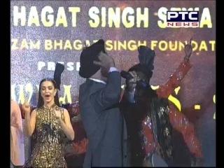 Shaheed e Azam Bhagat singh's Stage By Prabhu Deva and Akshay Kumar