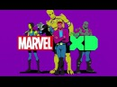 Disney XD Guardians of the Galaxy ident