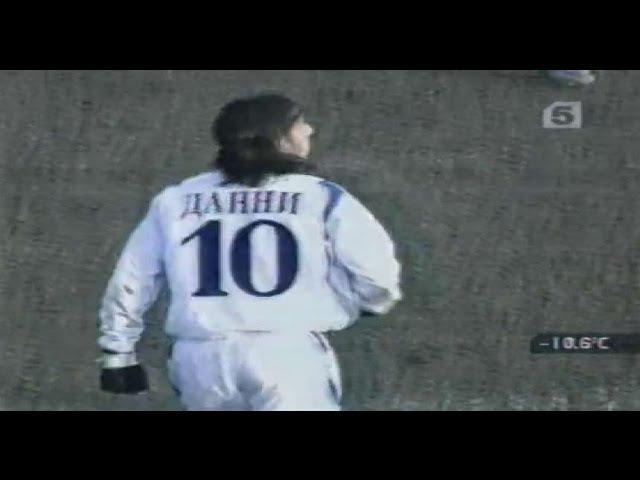 Зенит vs Динамо (М) / 12.03.2005 / Премьер-Лига