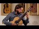 Marcin Dylla plays Capricho Arabe by Francisco Tárrega on six different guitars