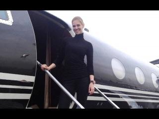 Gulfstream G-IIB cockpit checklists, flight and landing by Global Girl