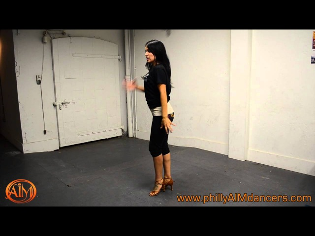 Ladies Salsa Styling Lesson with Liz Becerra, Art In Motion Dance Academy