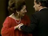 Callas & Di Stefano (1974) - Duetto from Cavaleria