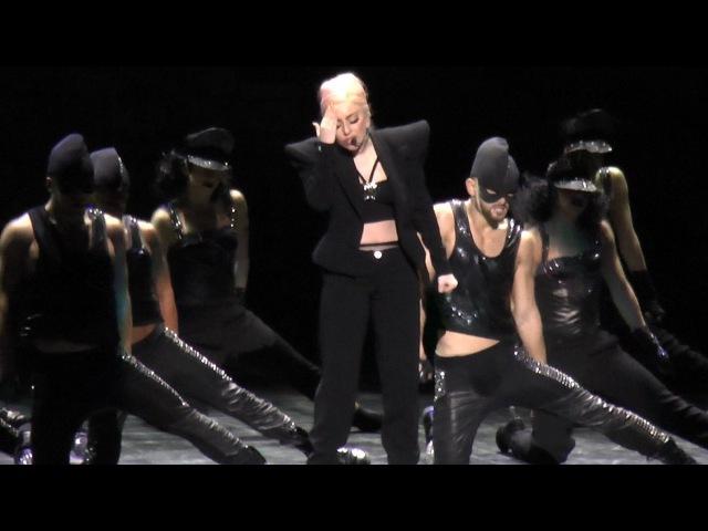 Lady Gaga - Scheiße, Phoenix, AZ 1-23-13