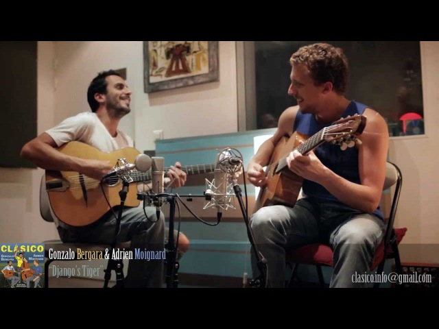 Gonzalo Bergara Adrien Moignard - Django's Tiger [Clasico]