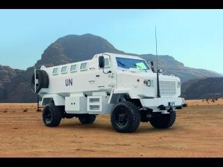 Военные грузовые автомобили Краз Раптор 6322 KRAZ Raptor обзор военной техники Украины 2015