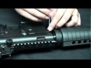 RA TECH TOP M4A1 Carbine Ultimate Ejection Review Marui PX4 Metal slide and steel outter barrel