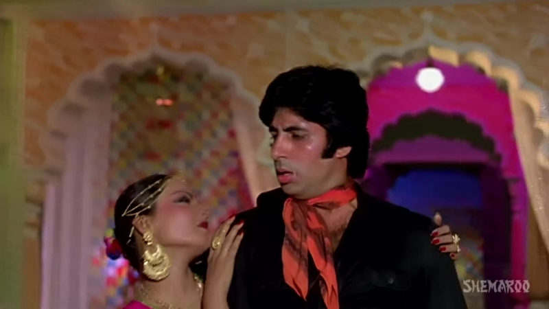 Aaj Imtehan Хай - Амитабх Баччан - Рекха - Suhaag 1979 Песни - Лата Мангешкар