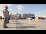 There is a City. Минута Молчания в память о погибших в войне. Варшава. Польша.