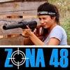 ''ZONA 48''  [ЛАЗЕРТАГ В ЛИПЕЦКЕ]