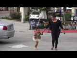 North_West_Tells_Photogs_At_Ballet_I_Said_No_Pictures
