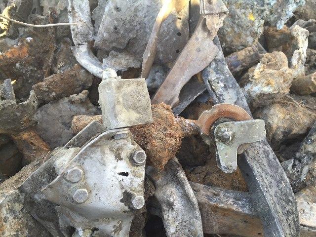 Под Волгоградом найден сбитый американский бомбардировщик