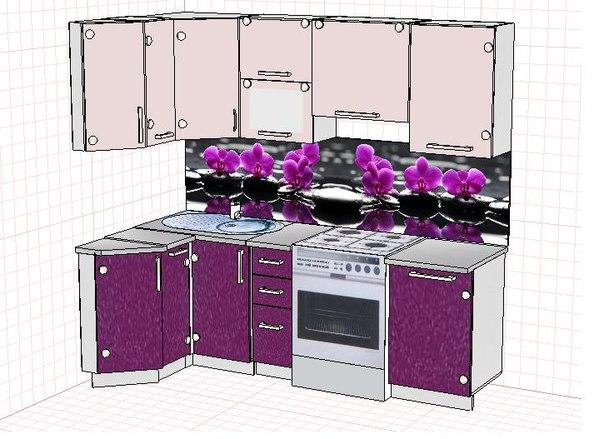 Кухни аякс  каталог фото