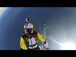 Soul Flyers 33,000 ft Above Mont Blanc