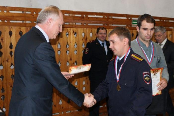 Команда МВД Якутии заняла первое место в Спартакиаде среди правоохранительных органов Республики Саха (Якутия)