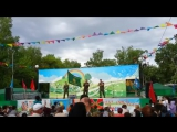 Владимир Мазур, Роман Касай, Эдуард Тарабеш - Зеленая фуражка (07.06.2013, г. Омск)