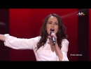 Ulker Aliyeva - Luna _ Blind Audition _ The Voice of Azerbaijan 2015 (5 bolum)