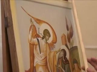 Мастер-класс по иконописи от Георга Кордиса
