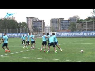 Азбука «Зенит-ТВ»: В — «веселье»