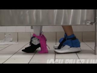 Секс В Общественном Туалете Пранк