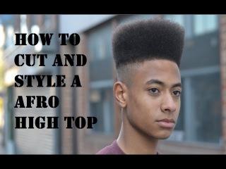 Skin Fade High Top - Kieron The Barber -