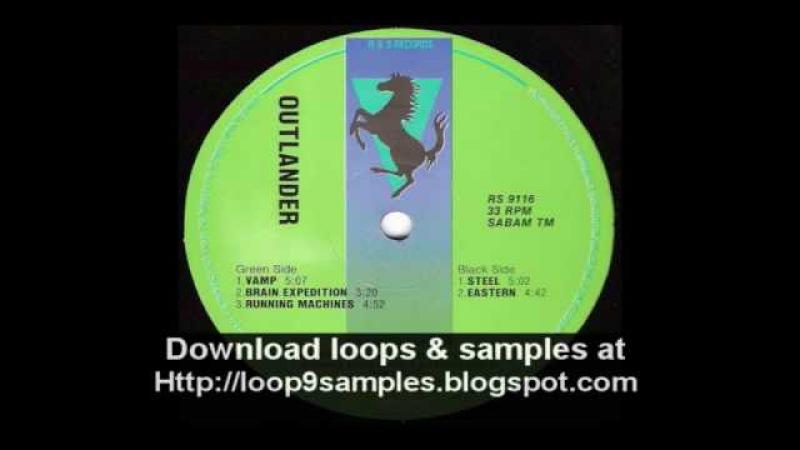 Outlander - Vamp - RS Records Classics