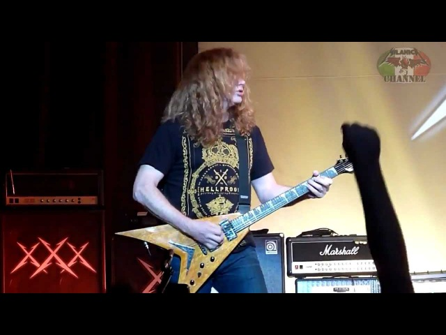 METALLICA MUSTAINE - JUMP IN THE FIRE - 30 ANNIVERSARY [MULTICAM MIX] - AUDIO [LM] - 2011