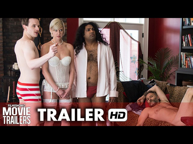 How to plan an Orgy in a Small Town Trailer - Jeremy LaLonde Sex Comedy [HD]