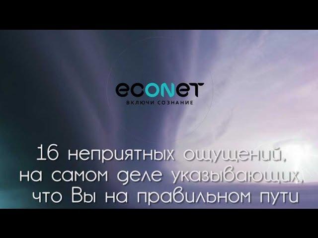 16 причин, указывающих что вы на правильном пути | econet ru