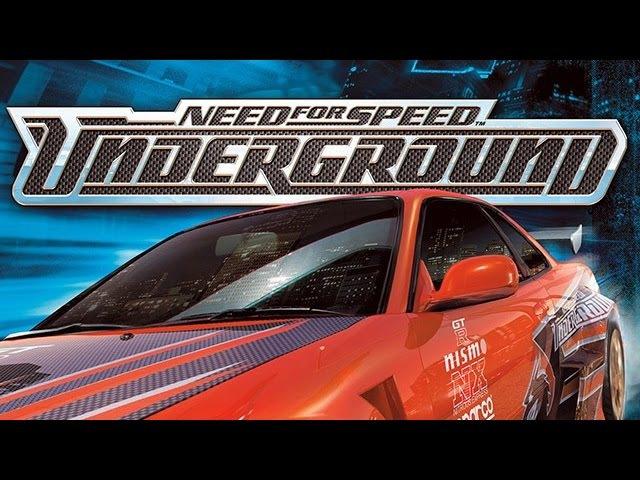 NFS Underground 1 » Freewka.com - Смотреть онлайн в хорощем качестве