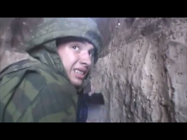 Унесённый телевизором,наемник из россии,приехал освобождать Украинскую Землю о...