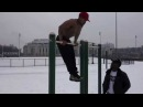 King Gator's Motivational Snow Day Winter Workout
