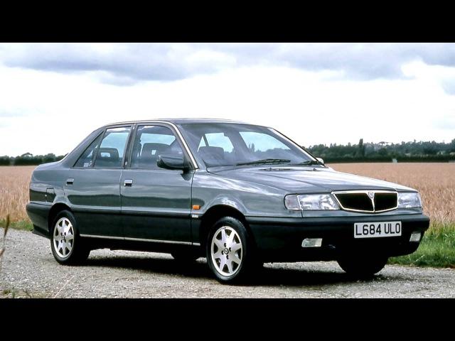 Lancia Dedra UK spec 835 '1989–94
