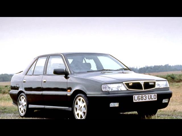 Lancia Dedra HF Turbo UK spec 835 '1992–94