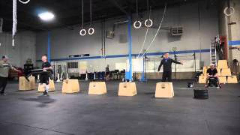 Comp. Speed Drills - 12/10/2015