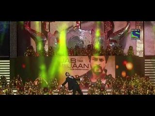 TOIFA Awards(Times of India Awards) 2013- Ranbir Kapoor and Anushka Sharma Performance
