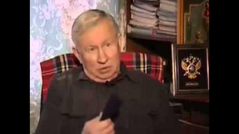 Генерал-майор ФСО Борис Ратников о психотронике.